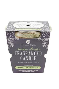 Shoptiques Product: Fragrance Candle Herbal Garden
