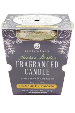 Northern Lights Fragrance Candle Herbal Garden - Product List Image