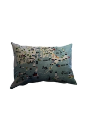 GALLEYWARE Northernshore Decorative Pillow - Front cropped