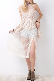 Nostalgic Threads Ballerina Mesh Skirt - Product Mini Image