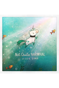 Simon & Schuster Not Quite Narwhal - Alternate List Image