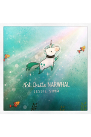 Simon & Schuster Not Quite Narwhal - Product Mini Image