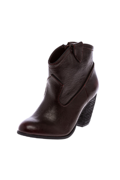 Shoptiques Product: Geronimo Wine Booties