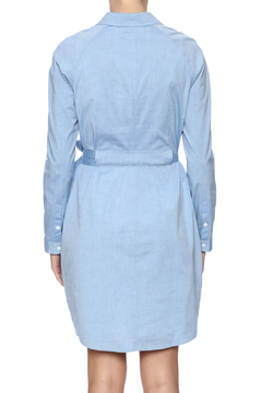Not Your Daughter's Jeans Blue Chambray Dress - Alternate List Image