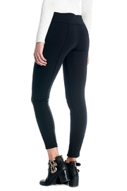 Not Listed Zippered Ponte Legging - Front full body