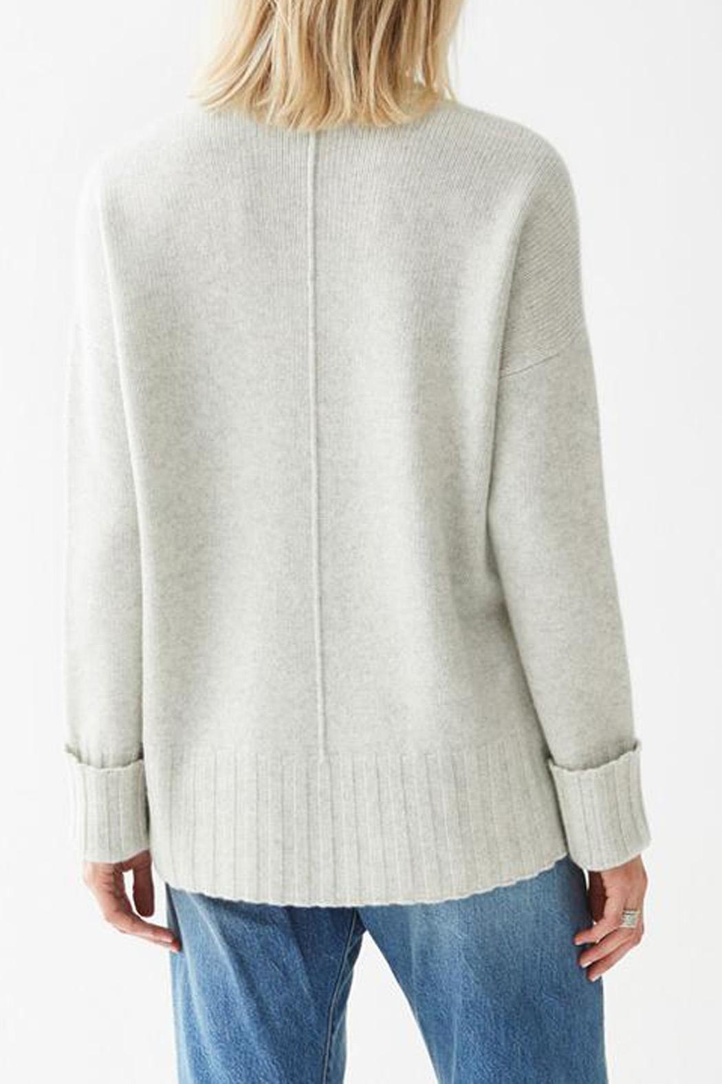 Not Monday Mila Crewneck Sweater - Side Cropped Image