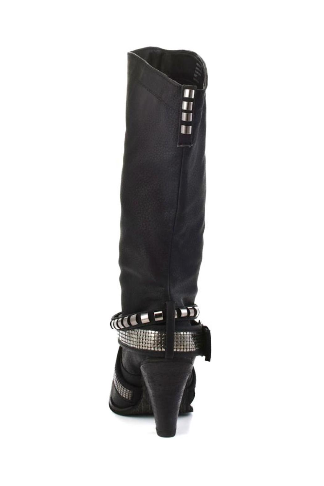 Not Rated Electricfying Black Boot - Back Cropped Image