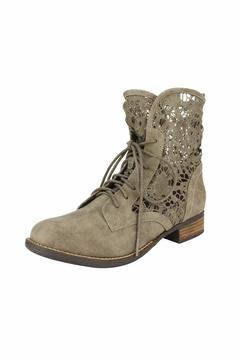 Not Rated Jakobe Lace-Up Bootie - Alternate List Image