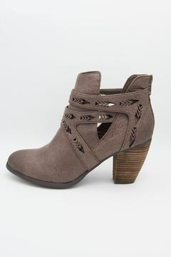 Shoptiques Product: Taupe Enzo Bootie