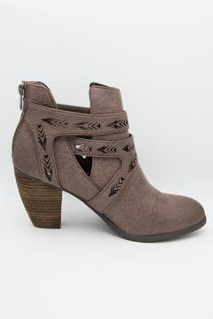 Not Rated Taupe Enzo Bootie - Alternate List Image