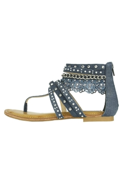 Shoptiques Product: Wilma Denim Sandals