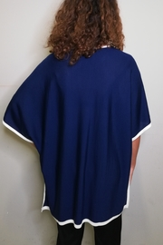 Not Shy Poncho Tunica - Side cropped