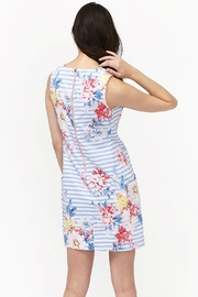 Joules Notch Neck Dress - Front full body