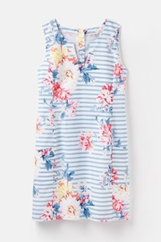 Joules Notch Neck Dress - Side cropped