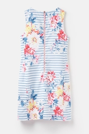 Joules Notch Neck Dress - Back cropped