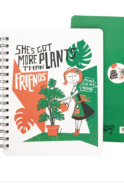 Primitives by Kathy She has More Plants Notebook - Product Mini Image