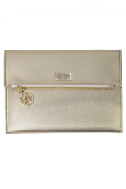Lilly Pulitzer  Notepad Folio Clutch - Front cropped