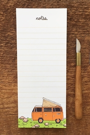 Noteworthy Paper & Press Camper Van Notepad - Product Mini Image