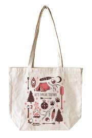 Noteworthy Paper & Press Explore Together Tote - Product Mini Image