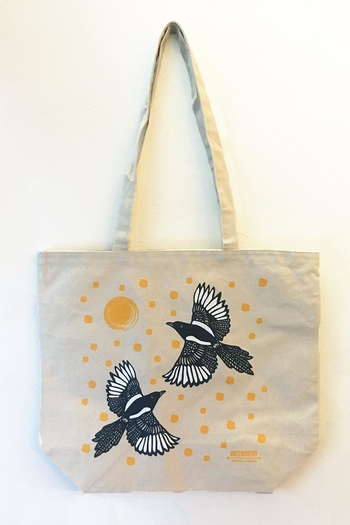 Noteworthy Paper & Press Magpie Tote - Main Image