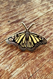Noteworthy Paper & Press Monarch Butterfly Pin - Product Mini Image