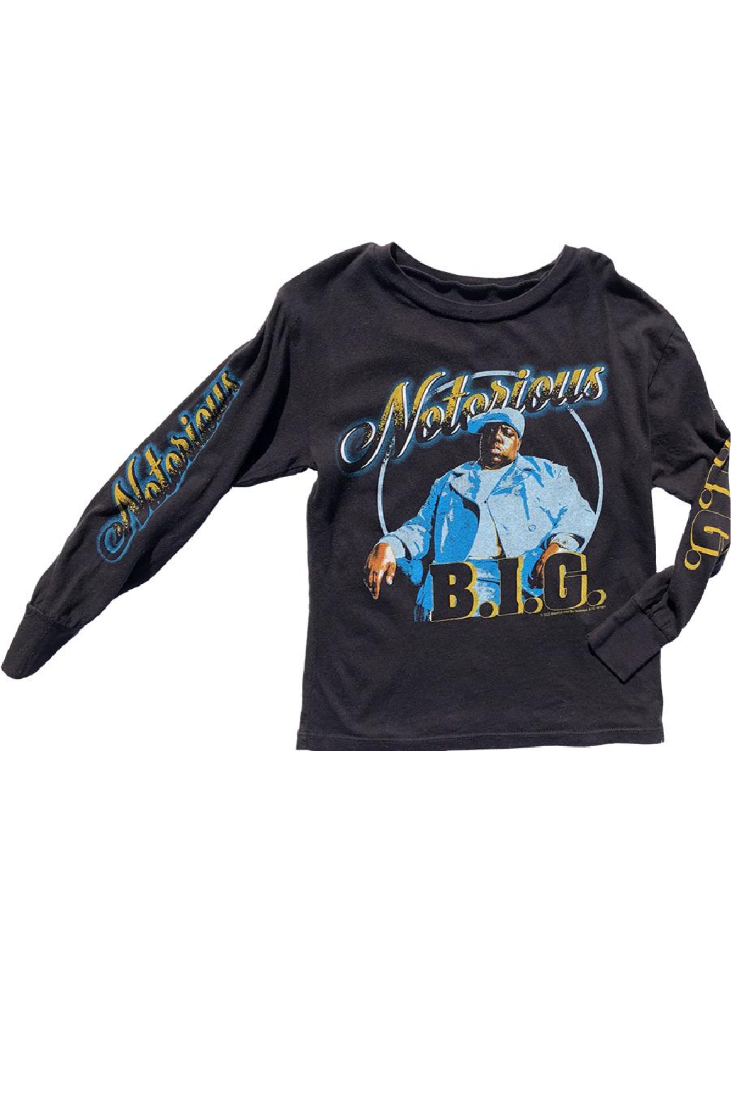 Rowdy Sprout  Notorious BIG long sleeve - Main Image