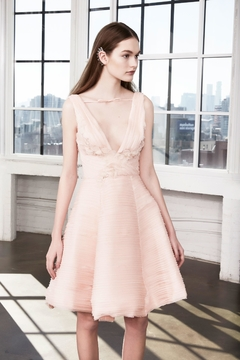 Notte by Marchesa Chiffon Party Dress - Product List Image