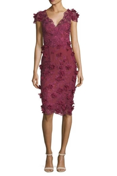Notte by Marchesa Karina Cocktail Dress - Product List Image