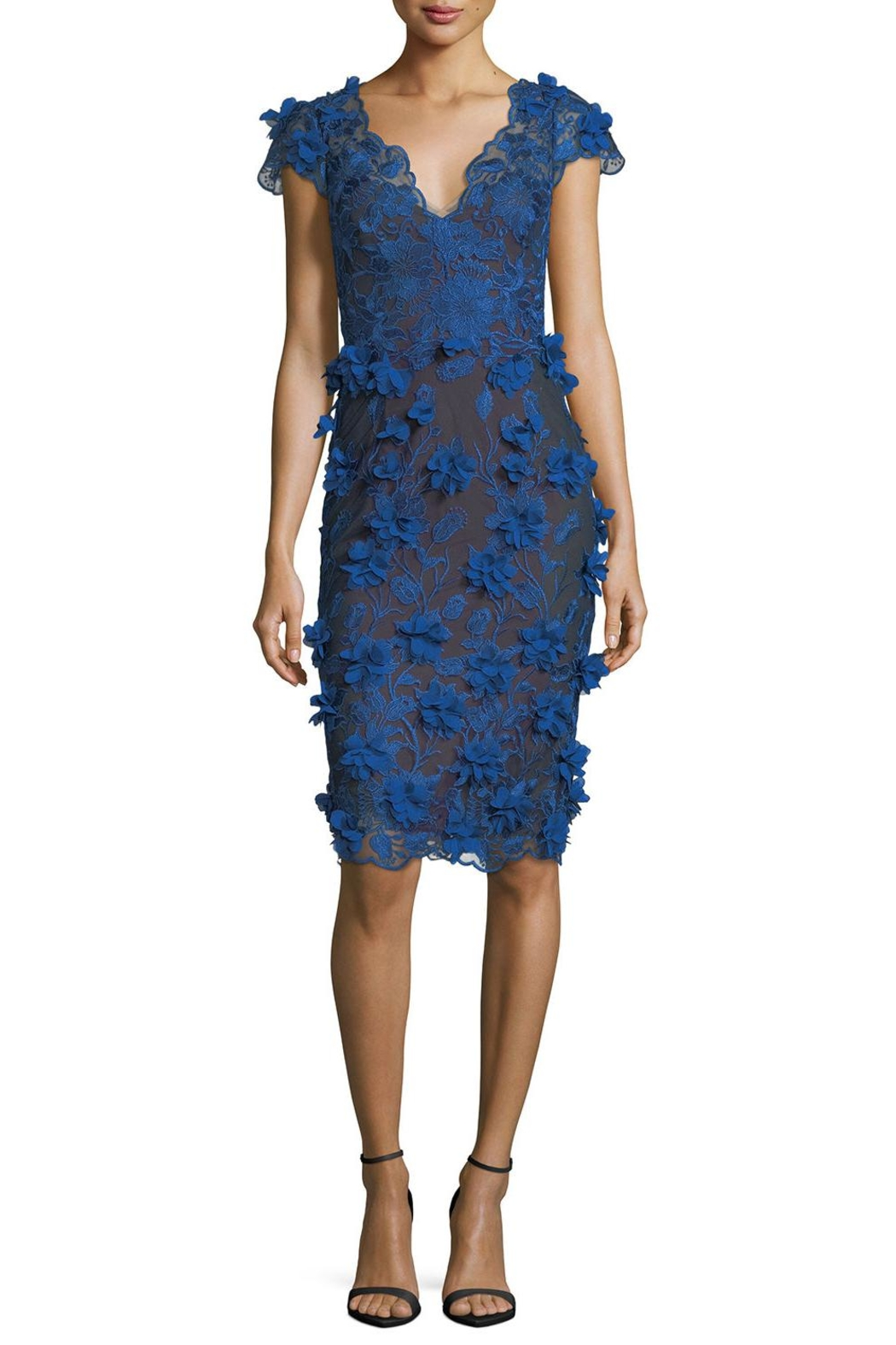 Notte by Marchesa Cocktail Dress - Main Image