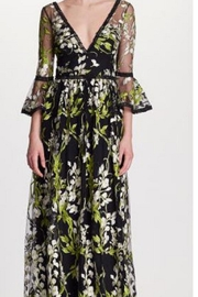 Notte by Marchesa Floral Evening Gown - Product Mini Image