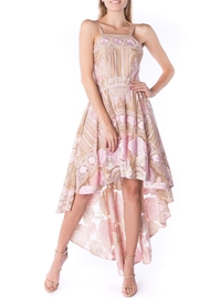 Notte by Marchesa Flower Blast Dress - Front cropped