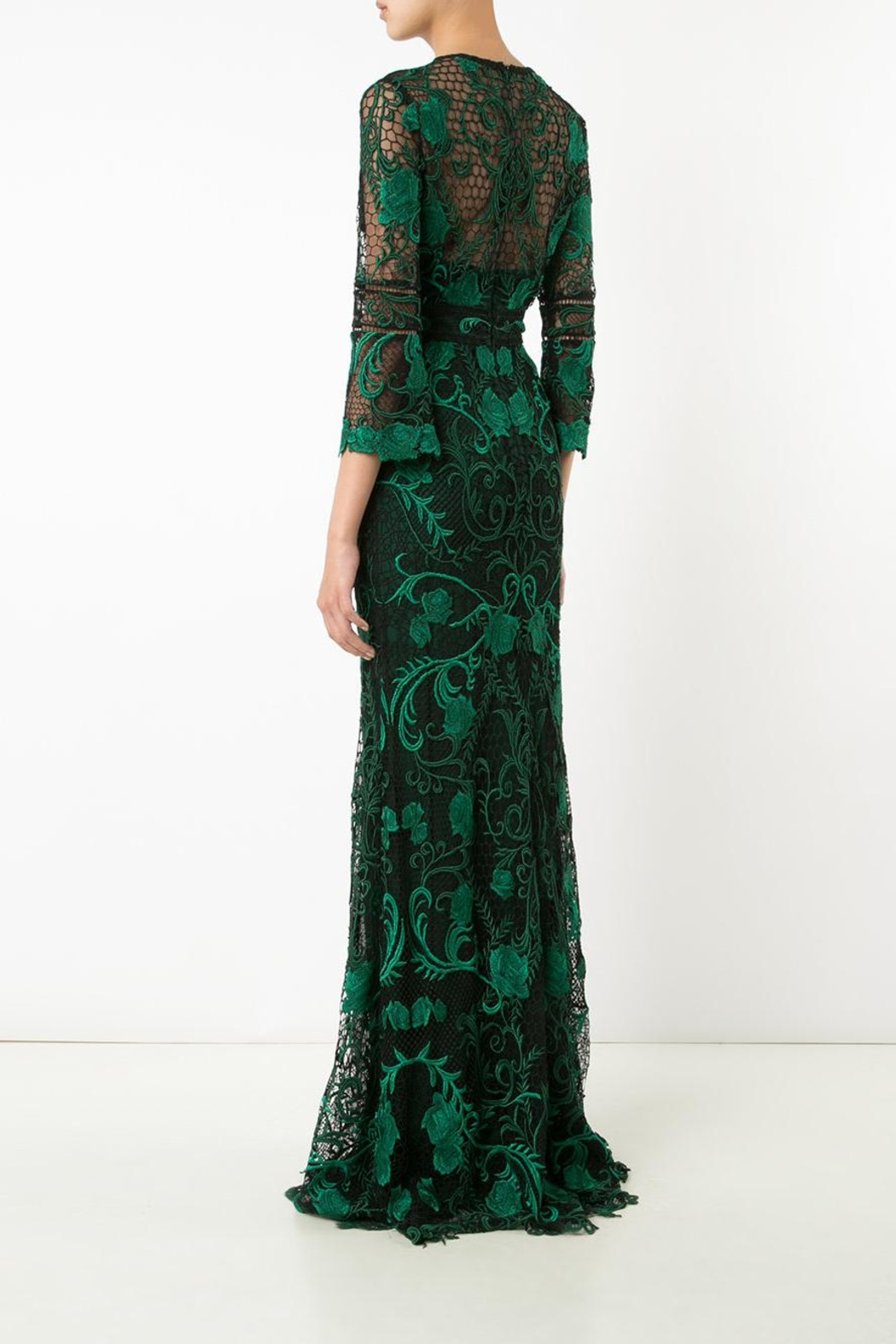 e0bd034c54 Marchesa Guipure Lace Gown from New Jersey by District 5 Boutique ...