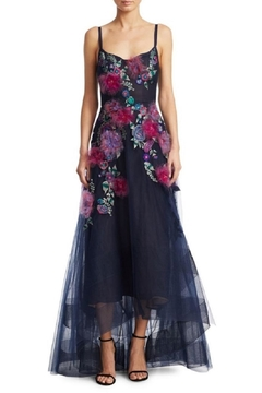 Notte by Marchesa High-Low Gown - Product List Image