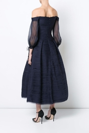 Notte by Marchesa Midi_tea Dress - Front full body
