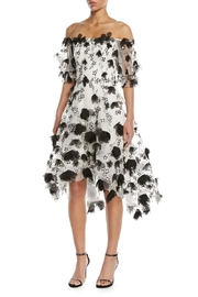 Notte by Marchesa Off Shoulder Dress - Product Mini Image