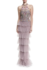 Notte by Marchesa Sleeveless Evening Gown - Front cropped
