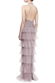 Notte by Marchesa Sleeveless Evening Gown - Front full body