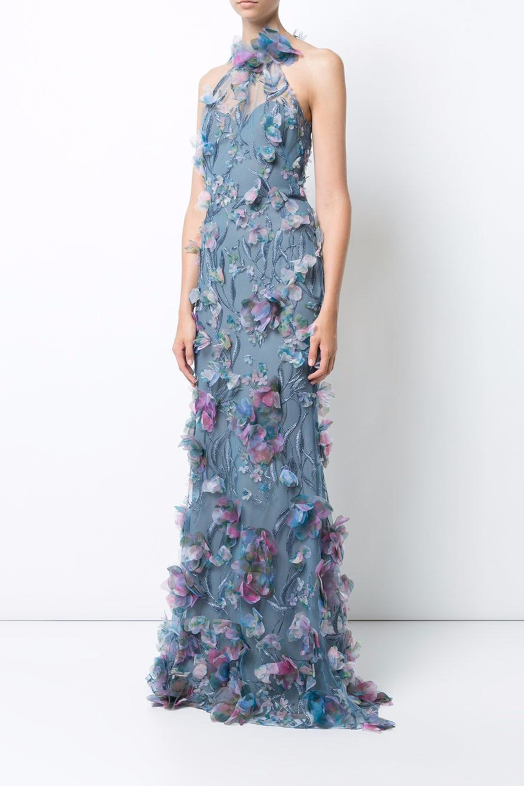 Notte by Marchesa Sleeveless Evening Gown - Main Image