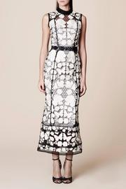 Notte by Marchesa Sleeveless Floral Dress - Product Mini Image