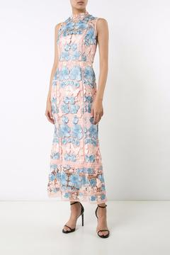 Notte by Marchesa Sleeveless Floral Dress - Product List Image