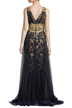 Notte by Marchesa Royalty Sleeveless Gown - Alternate List Image