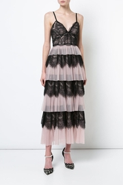 Marchesa Sleeveless Lace Dress - Product Mini Image