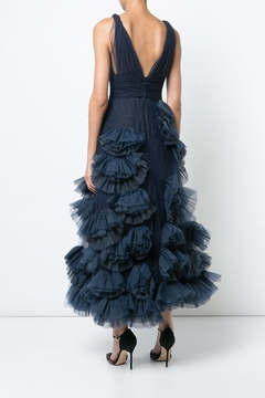 Notte by Marchesa Sleeveless Tulle Dress - Alternate List Image