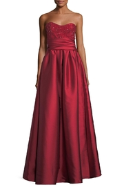 Notte by Marchesa Strapless Ball Gown - Product Mini Image