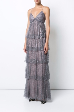Notte by Marchesa Tulle Evening Gown - Product List Image