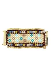Nour London Beaded Magnetic Cuff - Other