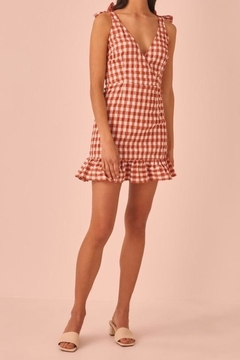 The Fifth Label Nouveau Check Dress - Product List Image
