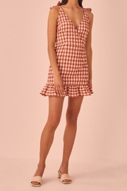 The Fifth Label Nouveau Check Dress - Product Mini Image