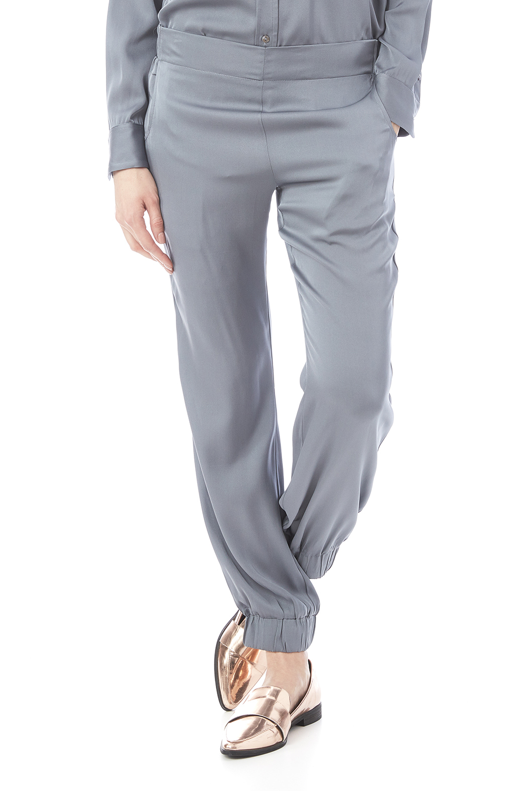 Nouvelle Mara Active Pant - Front Cropped Image