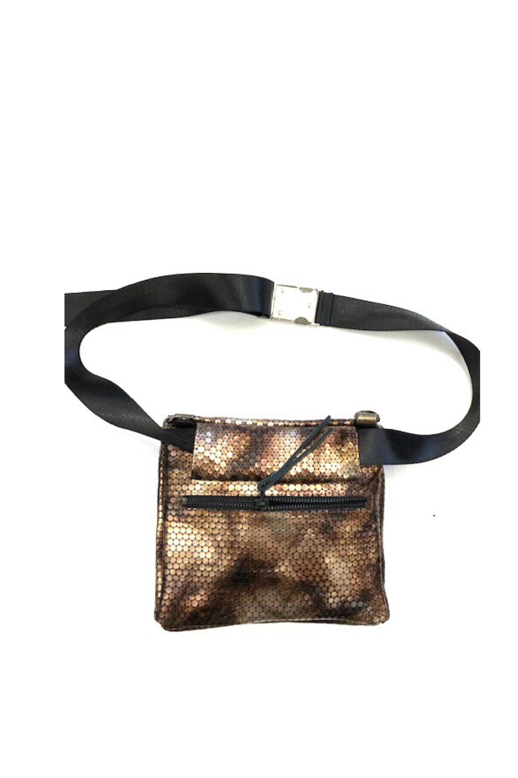 daniella lehavi Nova Crossbody Pouch With Belt Bag Option - Front Full Image